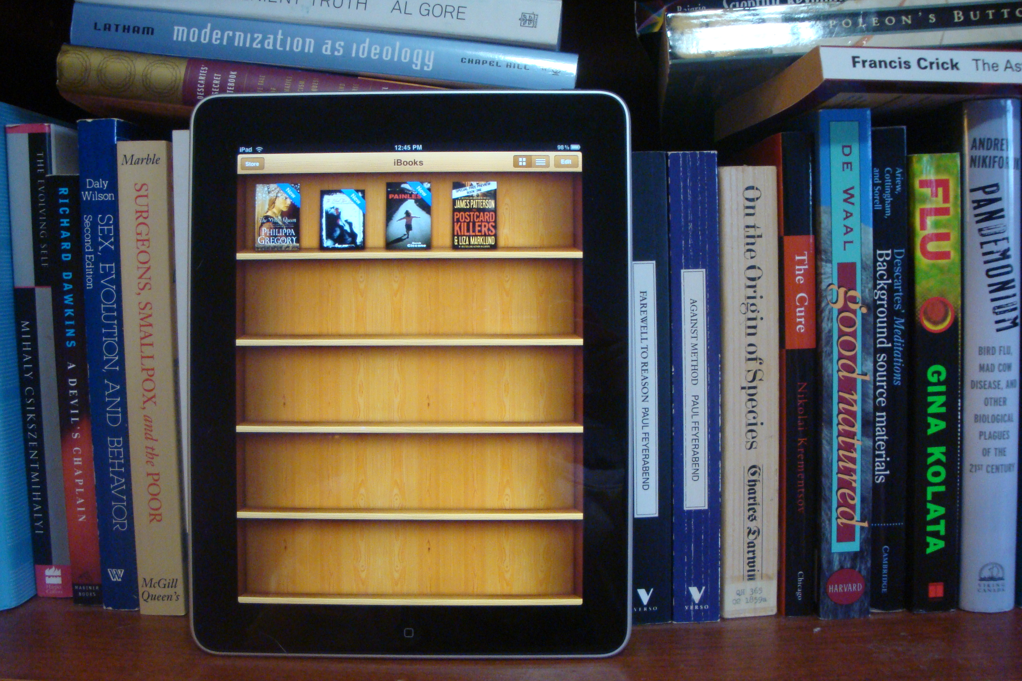 Be Sure To Check Out My Guest Post Over At Activehistory, On The Ebook  Revolution And The Transforming Print Paradigm