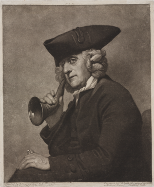Scottish geologist James Hutton (1726-1797)