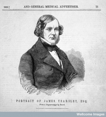 L0008410 Portrait of James Yearsley