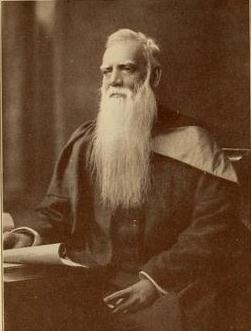 Rev. Kali Charan Chatterjee, Portrait taken in Edinburgh, Scotland, 1910