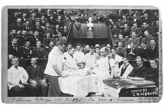 history of surgery | Jaipreet Virdi